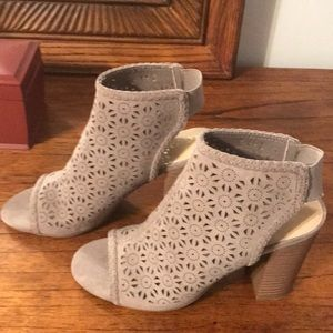 Size 7.5 booties